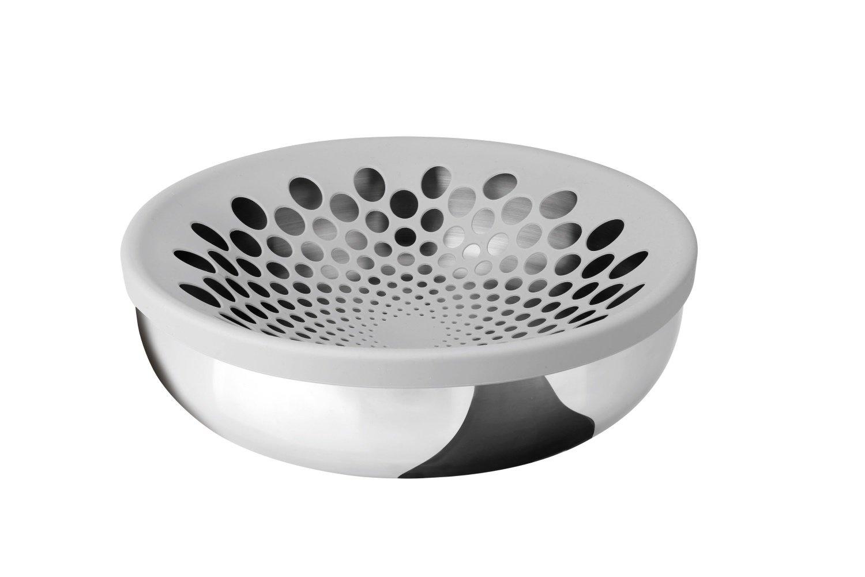 puresigns obstschale gro air 34 cm h he 10 cm edelstahl. Black Bedroom Furniture Sets. Home Design Ideas