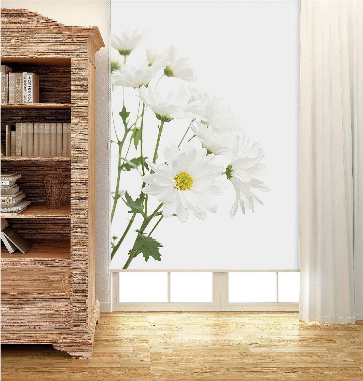 raffrollo mit schlaufen 160 cm breit perfect fazit so. Black Bedroom Furniture Sets. Home Design Ideas