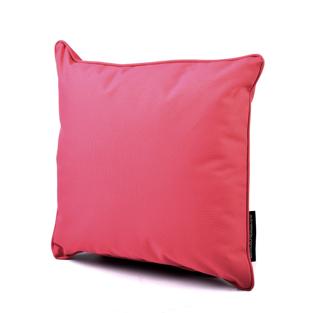 b-cushion extreme lounging Kissen Pink In & Outdoor43x43cm