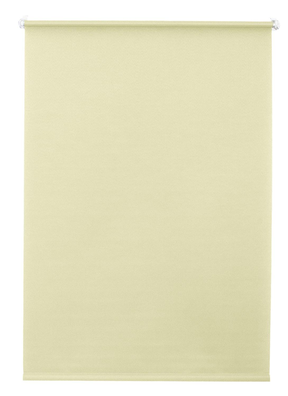 erfal rollo klemmfix tageslicht h he 150 cm breite 100 cm beige romodo. Black Bedroom Furniture Sets. Home Design Ideas