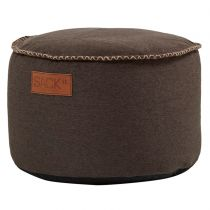 RETROit Canvas DRUM Dark Brown