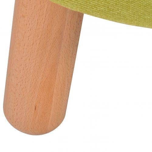 garageeight hocker molde mit abnehmbarem tablett klein gr n 47 5x37x37cm romodo. Black Bedroom Furniture Sets. Home Design Ideas