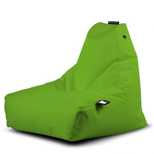 b-bag extreme lounging Sitzsack mini-b Lime In & Outdoor